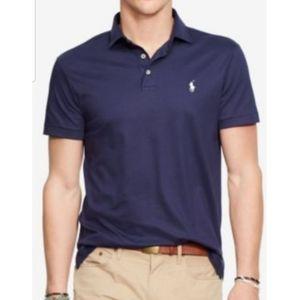 Ralph Lauren Polo Classic Fit Soft Cotton Navy